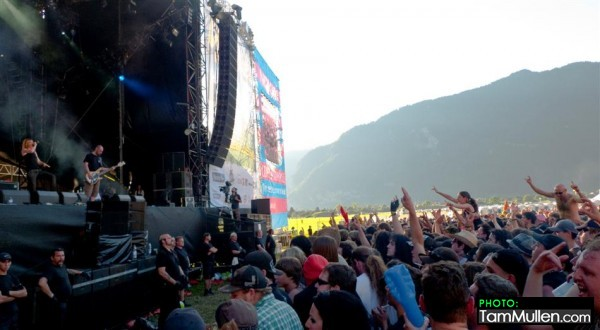 Guano Apes Greenfield Festival Interlaken