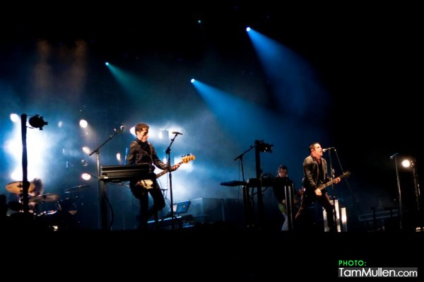 Nine Inch Nails. Oxegen Festival Ireland. 12th July 2009