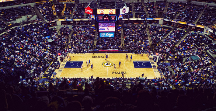 Orlando Magic vs Indiana Pacers 2011
